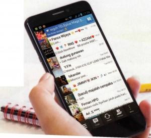 Kepemilikan Smartphone di Indonesia